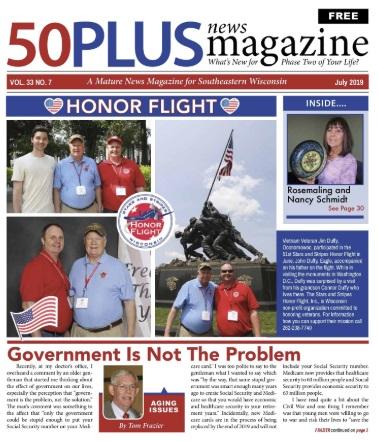 50 Plus News Magazine
